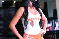 2° Parte Final chica Hooters 2017