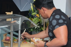 Apertura Karomi Suchi- Salad