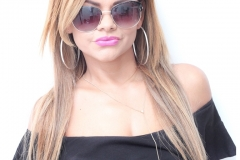 Book de Modelo Desire Camacho / Estudio Hollywood CR