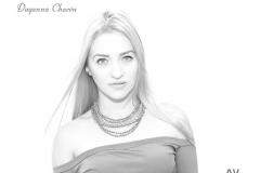 Book Modelo: Dayanna Chacón 2016