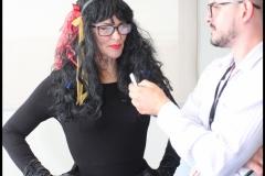 Conferencia de prensa Cuentos de mi Tía Panchita de Carmen Lyra
