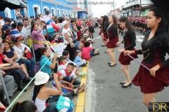Desfiles 15 Septiembre 2016 Heredia
