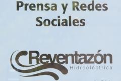Entrega de obra proyecto Reventazón