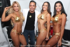 Final Chica Hooters Costa Rica 2017