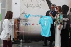 HOMBRE DE FE KEYLOR NAVAS La Película