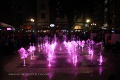 Inaguración de la Plaza de la Cultura