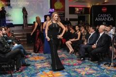 Pasarela show Amanda Moncada 2016