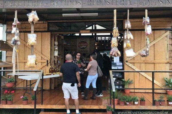 Tramo & Cafetería El Abuelo de Fraijanes