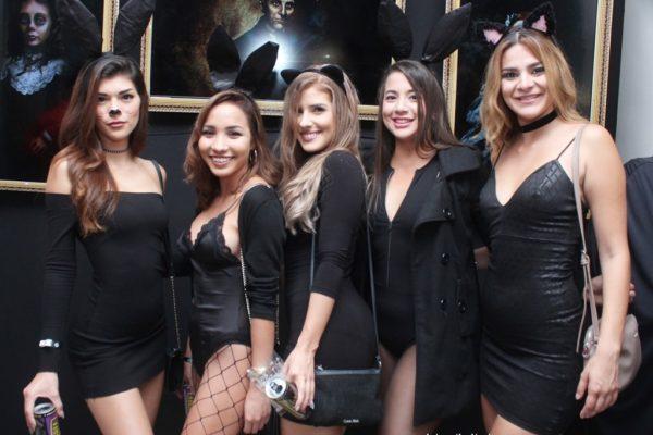 Maxxx Energy Horror Mansion Party 2017