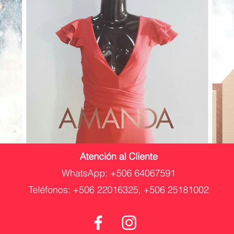 Amanda Moncada Store